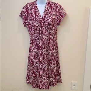 Jon & Anna Women's V-Neck Maxi Dress  Size L